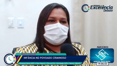 Eleições 2020 - Fernanda Spíndola no Programa Excelência Debate