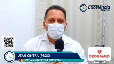 Jean Cintra, pré-candidato a prefeito de Niquelândia